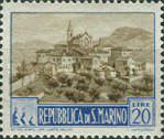 [Views of San Marino - New Values, Typ EI2]