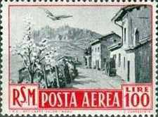 [Airmail, type FH]