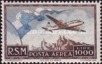 [Airmail Stamps, type FS]