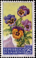 [Flowers & Monte Titano, type JC]