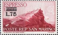 [Express Stamps, Typ JN]