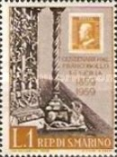 [The 100th Anniversary of Sicily Stamps, Typ KY]
