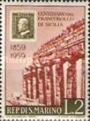 [The 100th Anniversary of Sicily Stamps, Typ KZ]