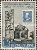[The 100th Anniversary of Sicily Stamps, Typ LA]
