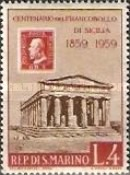 [The 100th Anniversary of Sicily Stamps, Typ LB]