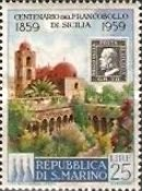 [The 100th Anniversary of Sicily Stamps, Typ LD]