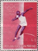 [Olympic Games - Rome, Italy, type LQ]
