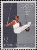 [Olympic Games - Rome, Italy, type LR]