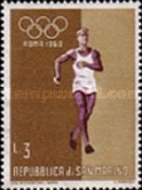 [Olympic Games - Rome, Italy, type LS]