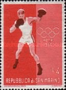 [Olympic Games - Rome, Italy, type LT]