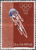 [Olympic Games - Rome, Italy, type LV]