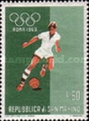 [Olympic Games - Rome, Italy, type LY]
