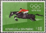 [Olympic Games - Rome, Italy, type LZ]