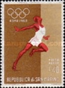 [Airmail - Olympic Games - Rome, Italy, type MB]