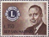 [Founding of Lions Club International, type MI]