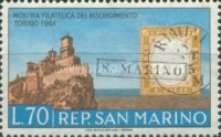[The 100th Anniversary of Unification of Italy, Typ NQ1]