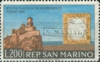 [The 100th Anniversary of Unification of Italy, Typ NQ2]