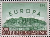 [EUROPA Stamps, type NR]
