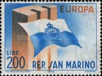 [EUROPA Stamps, type QU]