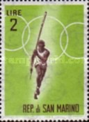 [Olympic Games - Tokyo 1964, Japan, Typ QW]