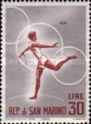 [Olympic Games - Tokyo 1964, Japan, Typ RB]
