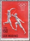 [Olympic Games - Tokyo, Japan, Typ RY]
