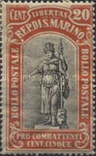 [War Casualties Foundation - Charity Stamps, Typ S3]