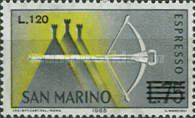 [Express Stamps, Typ TC]