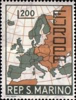 [EUROPA Stamps, Typ UV]