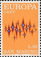 [EUROPA Stamps, type YS]