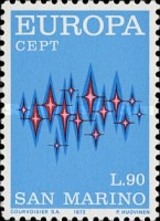 [EUROPA Stamps, type YS1]