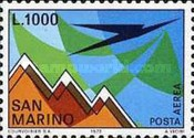 [Airmail Stamps, Typ ZK]