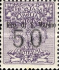 [Italy Postal Order Stamps Overprinted