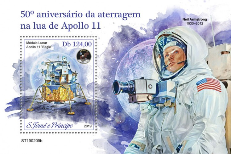 [The 50th Anniversary of Apollo 11 Landing on the Moon, Typ ]