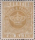[Portuguese Crown - Different Perforation, Typ A11]
