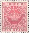 [Portuguese Crown - Different Perforation, Typ A12]