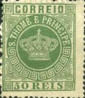 [Portuguese Crown - Different Perforation, Typ A14]