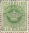 [Portuguese Crown - New Colors, Typ A17]