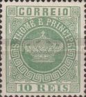 [Portuguese Crown - New Colors, Different Perforation, Typ A22]