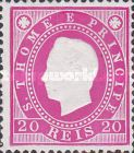 [King Louis I - Different Perforation, Typ B10]