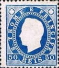 [King Louis I - Different Perforation, Typ B11]