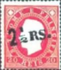 [Newspaper Stamps - No. 15-17 Surcharged in Black or Green, Typ D2]