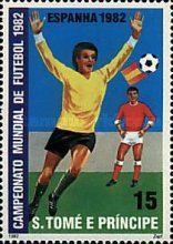 [Football World Cup - Spain, type MB]
