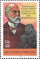 [The 100th Anniversary of the Discovery of Tubercle Bacillus by Robert Koch, type MJ]