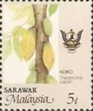 [Agriculture Stamps of 1986 - State Crest Changed, Small Shield has a Black and Red Diagonal Stripe, Typ CN1]