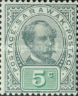 [Sir Charles J. Brooke - Not Issued, Typ N11]