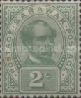 [Sir Charles J. Brooke - Watermarked, Typ N12]