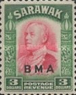 [Sir Charles Vyner Brooke - Stamps of 1934-1941 Overprinted