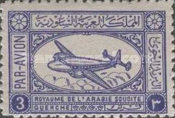 [Airmail - Airplane, type AD]