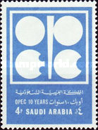 [The 10th Anniversary of OPEC, type SI]